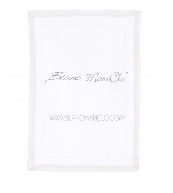 Mantel individual blanco